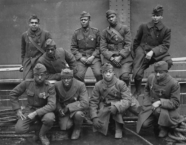 Black World War I Soldiers