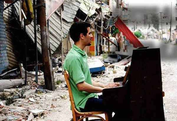 Ahmad and his Piano