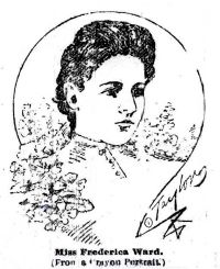 Portrait of Freda Ward