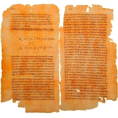 Nag Hammadi Texts: The Gospel of Thomas and The Apocryphon of John