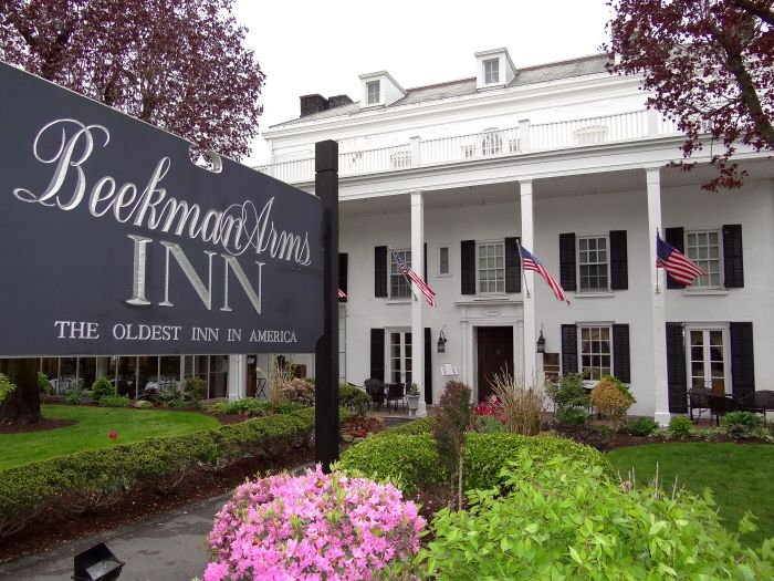Beekman Arms Inn in Rhinebeck