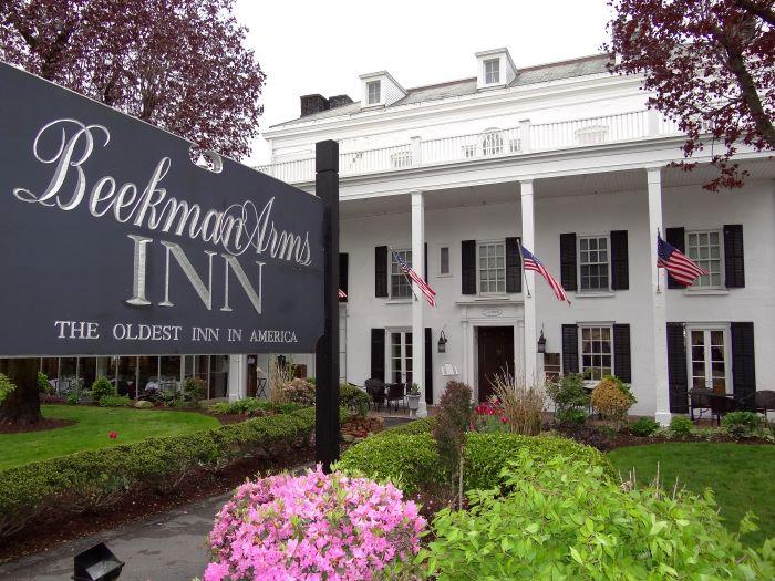 Beekman Arms Inn in Rhinebeck