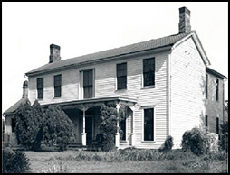 The Kimmel Homestead, where Outlook also met