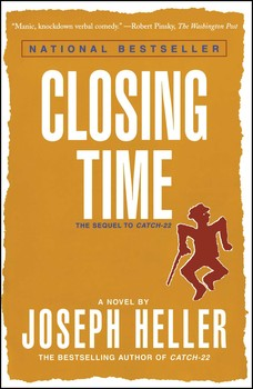 Cover of <i>Closing Time</i> by Joseph Heller
