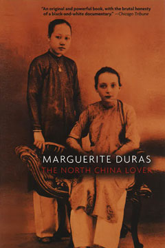 Cover of <i>The North China Lover</i> by Marguerite Duras