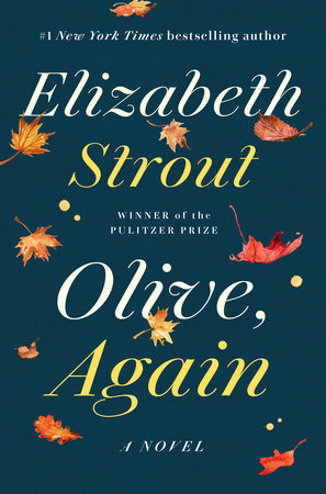 Cover of <i>Olive, Again</i> by Elizabeth Strout