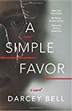 Book Jacket: A Simple Favor: A Novel