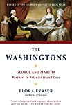 Book Jacket: The Washingtons: George and Martha: Partners in Friendship and Love