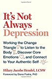 Book Jacket: It's Not Always Depression
