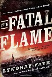 Book Jacket: The Fatal Flame