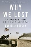 Book Jacket: Why We Lost: A General's Inside Account of the Iraq and Afghanistan Wars