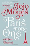 Book Jacket: Paris for One and Other Stories