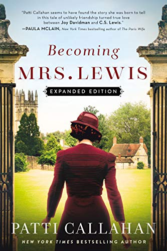 Book Jacket: Becoming Mrs. Lewis: Expanded Edition