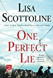 Book Jacket: One Perfect Lie