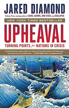 Book Jacket: Upheaval: Turning Points for Nations in Crisis