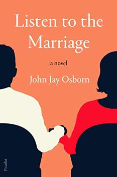 Book Jacket: Listen to the Marriage: A Novel