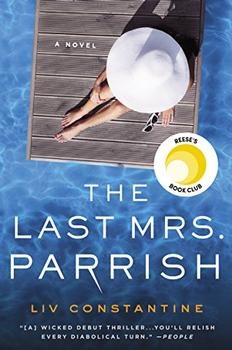Book Jacket: The Last Mrs. Parrish