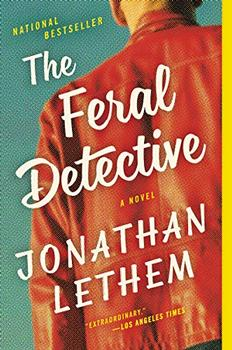 The Feral Detective jacket