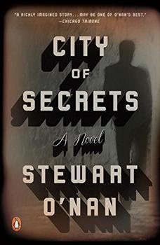 City of Secrets jacket