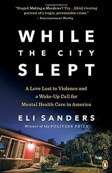 Book Jacket: While the City Slept