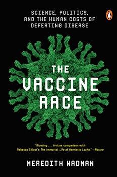The Vaccine Race jacket