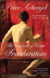 The Casebook of Victor Frankenstein jacket