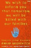We Wish To Inform You That Tomorrow We Will Be Killed With Our Families jacket