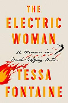 Book Jacket: The Electric Woman