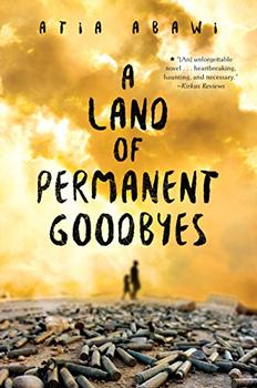 Book Jacket: A Land of Permanent Goodbyes