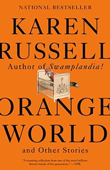Orange World and Other Stories jacket