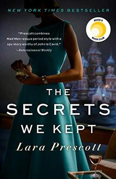 Book Jacket: The Secrets We Kept