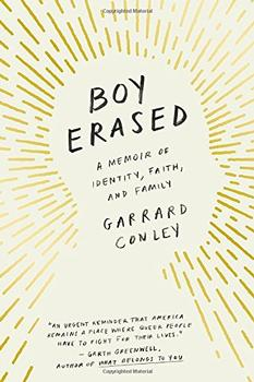 Book Jacket: Boy Erased