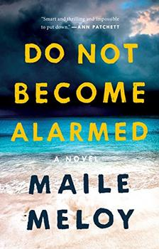 Book Jacket: Do Not Become Alarmed