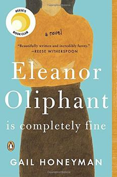 Book Jacket: Eleanor Oliphant Is Completely Fine