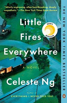 Book Jacket: Little Fires Everywhere