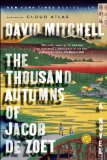 The Thousand Autumns of Jacob de Zoet jacket