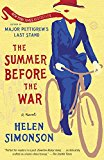 Book Jacket: The Summer Before the War