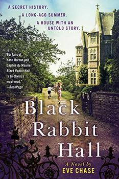 Book Jacket: Black Rabbit Hall