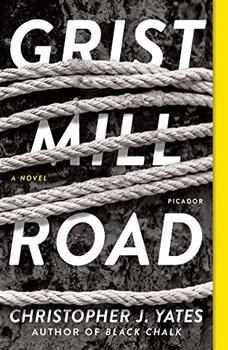 Book Jacket: Grist Mill Road