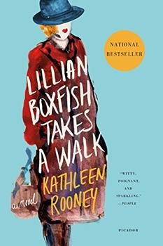 Lillian Boxfish Takes a Walk Book Jacket