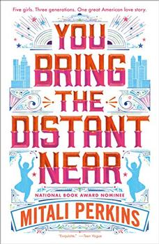 Book Jacket: You Bring the Distant Near
