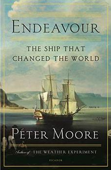 Book Jacket: Endeavour