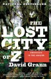 The Lost City of Z jacket