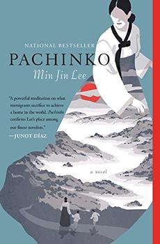 Pachinko Book Jacket