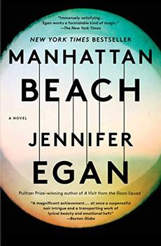 Book Jacket: Manhattan Beach