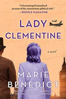 Book Jacket: Lady Clementine