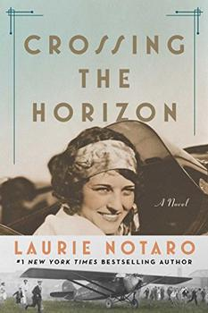 Crossing the Horizon by Laurie Notaro