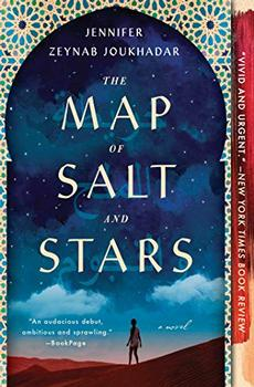 Book Jacket: The Map of Salt and Stars