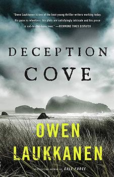Book Jacket: Deception Cove