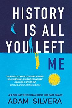 Book Jacket: History Is All You Left Me